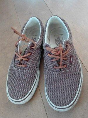 Vans Chaussure skate violet-gris lilas coton
