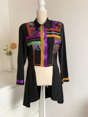 Schicke Vintage Frack-Bluse / Blazer / Retro