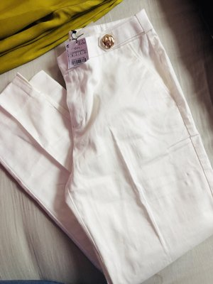 Schicke weiße Hose (Neu mit Etikett)