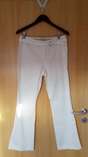 Schicke, weiße Hose von U2