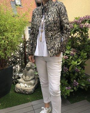 Basler Giubbotto trapuntato multicolore