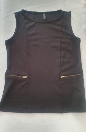 Takko Fashion Gilet tricoté noir