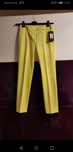 Windsor Pantalon geel
