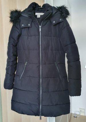 H&M Kurtka zimowa czarny Poliester
