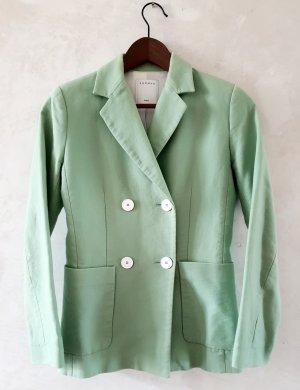 Sandro Paris Tailleur-pantalon vert menthe
