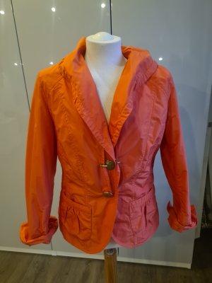 Bonita Korte blazer donker oranje