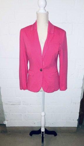 H&M Klassischer Blazer roze