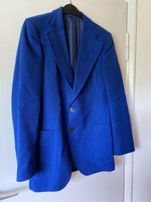 Vintage Blazer boyfriend bleu