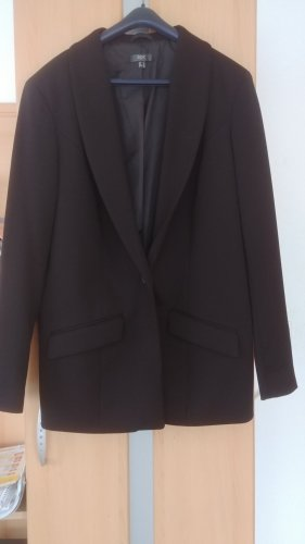 Bonbrix Klassischer Blazer zwart Polyester