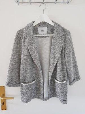Only Wool Blazer light grey