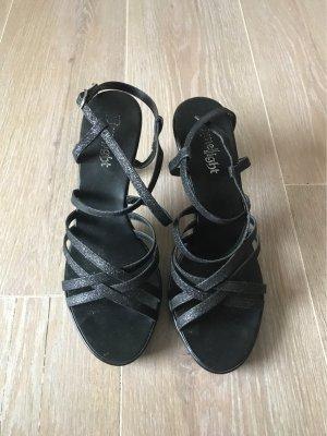Schicker glitzer Schuh