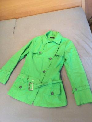InWear Trench Coat neon green-green