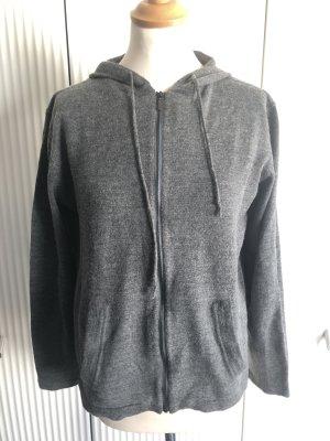Zero Cardigan dark grey