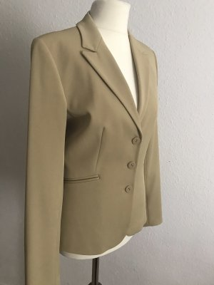 Zara Business Suit sand brown