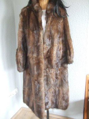 Rieger Pelliccia marrone-nero-marrone scuro Pelliccia