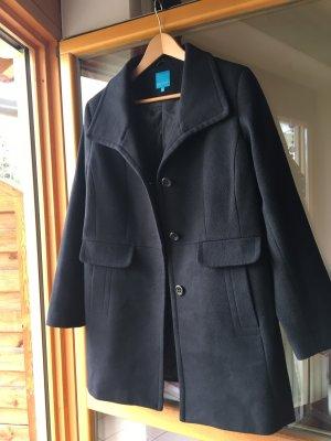 Cool Code Short Coat black