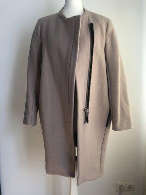 Schicker Mantel | Beige