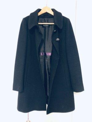 Fuchs Schmitt Cappotto in lana nero