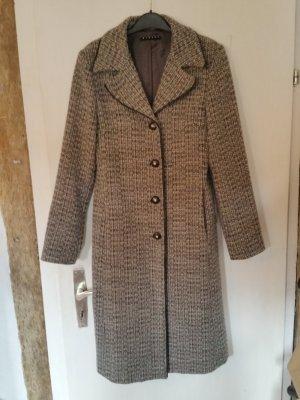 Sisley Cappotto in lana multicolore