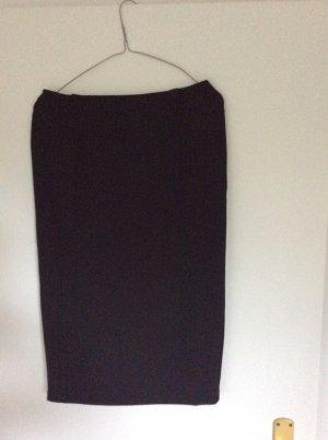 3 Suisses Pencil Skirt black mixture fibre