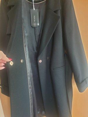 C&A Yessica Manteau en laine noir