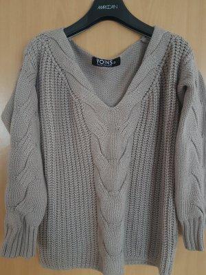 schicker Oversized-Pullover Gr. 36