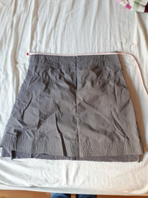 Street One Lace Skirt grey