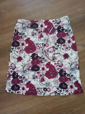 s. Oliver (QS designed) Asymmetry Skirt multicolored