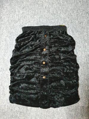 C&A Spódnica midi czarny