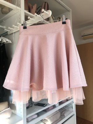 Made in Italy Tulle Skirt light pink