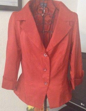 Adagio Korte blazer rood
