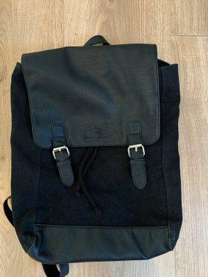 H&M Schoolrugzak zwart