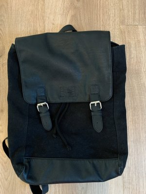 H&M School Backpack black