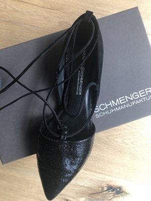 Kennel & Schmenger Slingback Ballerinas black leather