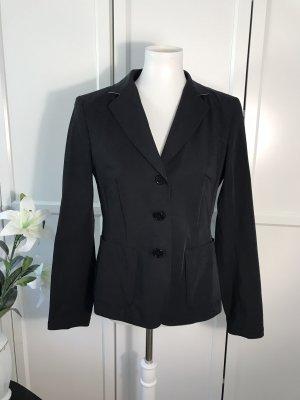 Madeleine Blazer in jersey nero