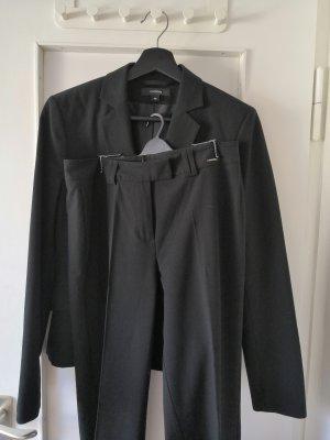 Comma Tailleur pantalone nero