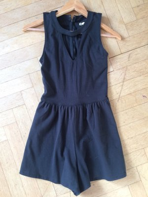 Hollister Jumpsuit zwart
