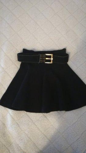 Stretch rok zwart