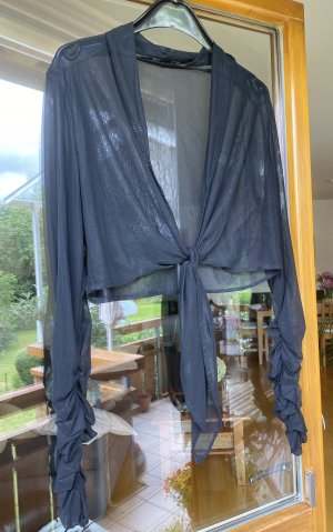 schicker transparenter Bolero