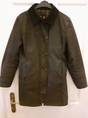 Barbour Waxed Jacket black-taupe