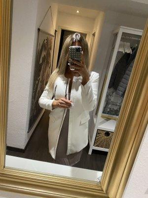 Schicker weißer Pimkie Mantel