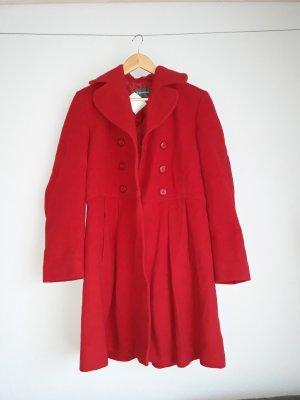 Adagio Veste en laine rouge
