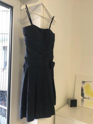 Schickes blaues Kleid Größe 36