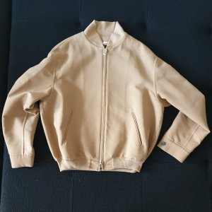 Agnona Blouson sand brown