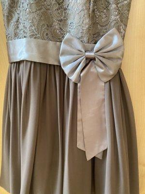 Laona Ball Dress green grey
