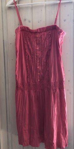 Schickes Esprit edc Sommerkleid Gr. M pink w. Neu