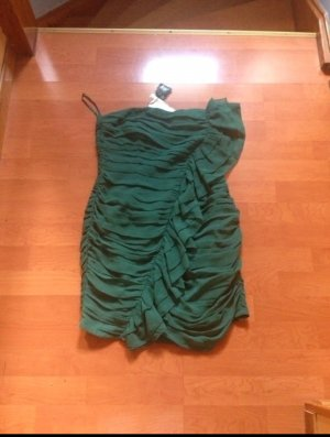 schickes grünes Vila Abendkleid