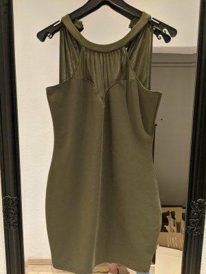 Schickes Khaki Kleid