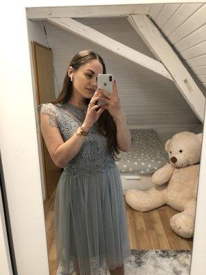 Esprit Robe de bal bleu pâle