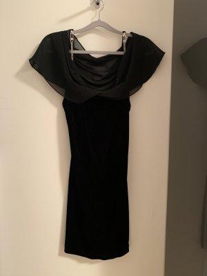 Schickes Kleid / Abendkleid aus Samt, XS - Ritmo di Perla